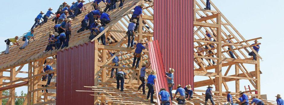 costruzione e ampliamento
